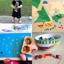 12 projects for toddlers tinkerlab