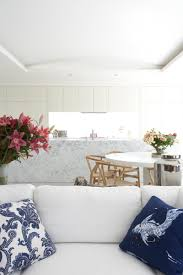spotted from the crow u0027s nest beach house tour hamptons modern