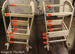 Ana White Painter U0027s Ladder by Ana White Little Helper Tower Diy Projects