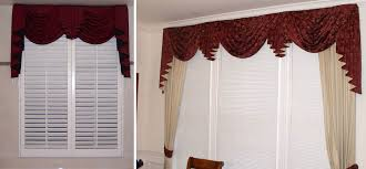 Custom Window Curtains Custom Window Sconces I Swag Curtains I Cascades
