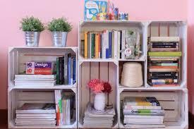 libreria per cameretta come costruire una libreria fai da te per bambini