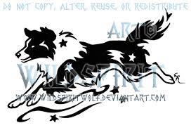 rory u0027 border collie tattoo by wildspiritwolf on deviantart