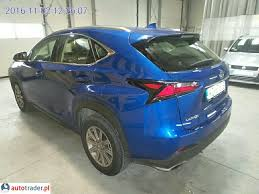 lexus nx autotrader lexus nx 2 0 benzyna 238 km 2015r warszawa archiwum autotrader pl