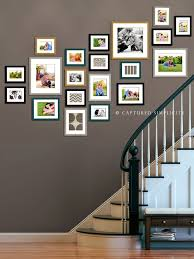 Staircase Wall Decorating Ideas Inspiring Idea Stairway Wall Decor With 50 Creative Staircase