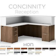 Hon Reception Desk New Desks Arizona Office Furniture
