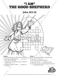 jesus the good shepherd coloring pages john 10 the good shepherd bible videos for kids bible videos for