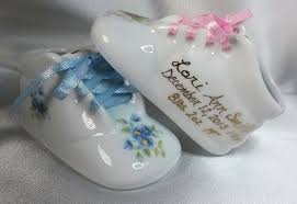 keepsake gifts for baby porcelain baby shoe and booties keepsake treasured baby steps