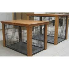 gorgeous end table dog crate diy and best 25 diy dog crate ideas