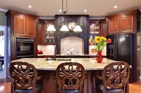 Kitchen Design With Black Appliances Cabinet Colors For Appliances
