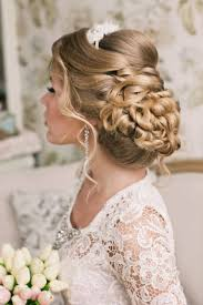 chignon mariage coiffure mariage tresse 35 photos merveilleuses pour vous