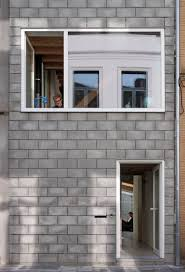 Building A Concrete Block House House 12k By Dierendonck Blancke Architecten