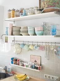 shelves in kitchen ideas best 25 open kitchen shelving ideas on kitchen