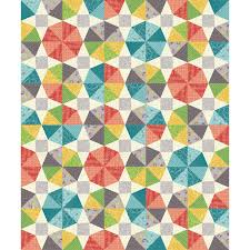 quilt pattern round and round merry go round kit moda fabrics missouri star quilt co