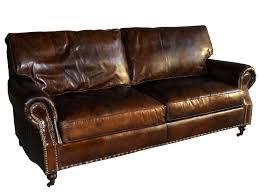 sofa 3 sitzer leder loungesofa wales 3 sitzer aus vintage leder südelbien