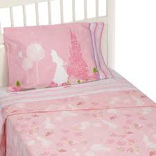 Twin Sheet Set Disney Princess Elegance Twin Sheet Set Pink Multi