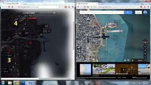 Maps Chicago Google by Watch Dogs Map Compared To Gta 5 Gta 4 U0026 Chicago