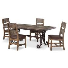 american furniture warehouse kitchen tables and chairs getting this antique 5 piece dining set 967r 5pc home ideas