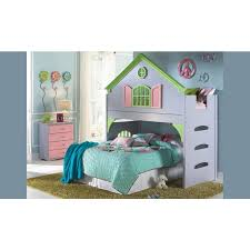 Discovery Bunk Bed World Furniture Doll House Loft Bed