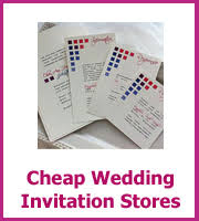 Inexpensive Wedding Invitations Cheap Wedding Invitation Guide The Perfect Inexpensive Wedding