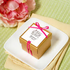 wedding party favors ideas diy thank you note favor boxes ideas by beau coup