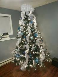 most beautiful tree decorations ideas black white