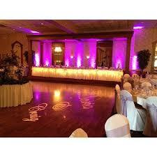 cheap wedding reception halls 381 best gobo lighting inspiration monogram lighting images on