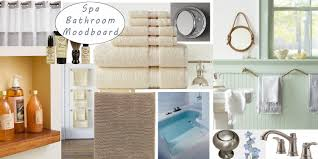 Spa Like Master Bathrooms - jess the miscellaneous aspirational mood board for spa like