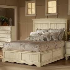 Platform Bedroom Furniture Sets I Love A Platform Bed With Storage Shabby Chic Pinterest