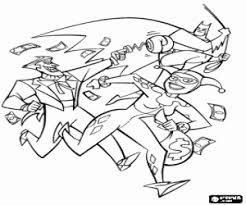 coloring pages cartoon network cartoons coloring club