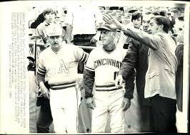 Johnny Bench Fingers 104 Best Oakland Athletics Baseball Team 1972 1973 1974 And