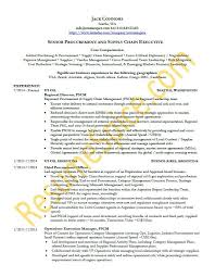 Sample Resume For Supply Chain Executive by Sample Resume Templates Resumespice
