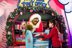 Universal Studios Christmas Ornaments - universal studios hollywood celebrates the holidays with grinchmas