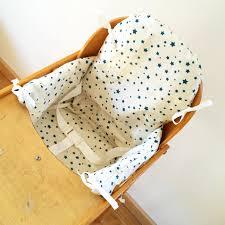 assise chaise haute coussin chaise haute combelle enduit isobel creation
