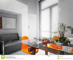 gray white urban contemporary modern minimalism high tech kitche