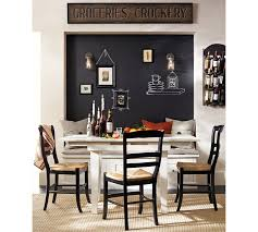 Black White Dining Chairs Dining Chair Pottery Barn
