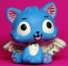 halloween lps littlest pet shop fairy tail happy cat ooak handpainted custom