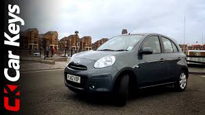 nissan micra used car review nissan micra 2013 review car keys youtube
