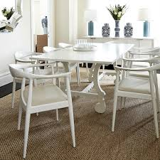 dining room table and chairs dining room feeling dark and dated a white table could be the key