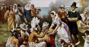 thanksgiving and the myth of american savages