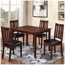 36 by 48 table spacious 5 piece pub dining set at big lots table 36 x 48 30 299 of