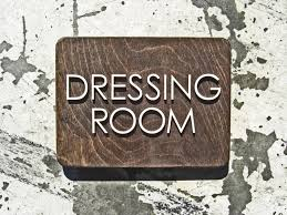 amazing dressing room sign home design image simple at dressing