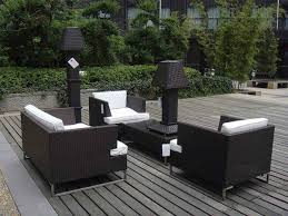 Patio Table Ideas by Furniture Beautiful Sectional With White Cushion And Table Ideas