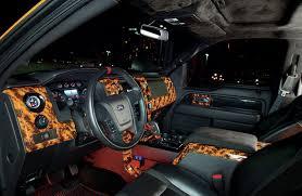 Ford Raptor Orange - 2012 ford f 150 svt raptor venomous