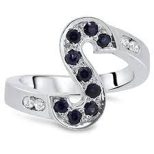 letter s rings