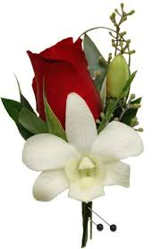orchid boutonniere white orchid boutonniere cbbcla03 flower patch