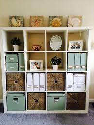 rangement classeur bureau idées originales pour ranger bureau à la maison