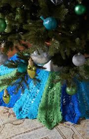 crochet your christmas tree skirt u2013 21 free patterns