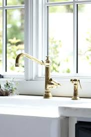 Kohler Brass Kitchen Faucets by Gold Faucet Kitchen U2013 Fitbooster Me