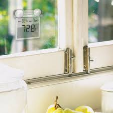 digital window acurite digital window thermometer 00603