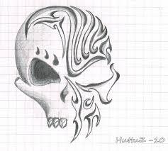 best 25 drawings of skulls ideas on pinterest skull drawings